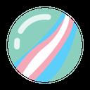 :marble_transgender: